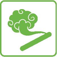 Die Pilze werden auf Holzstämmen angebaut. Die Qualität solcher Pilze entspricht den wild wachsenden Pilzen bzw. ist höher, weil der optimale Gehalt an Wirkstoffen durch Kontrolle der Wachstumsfaktoren erreicht werden kann. Im Falle Ganoderma handelt es sich um Duanwood Red Reishi.